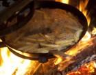 Cuisine à la cheminée ©Maurice Rougemont