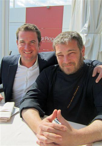 Julien Hocquaux et Guillaume Goubert © Alain Angenost