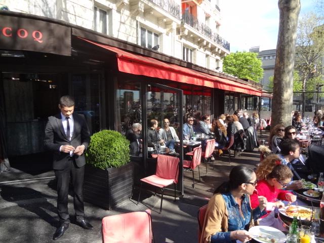 Restaurant Moins De  Tours