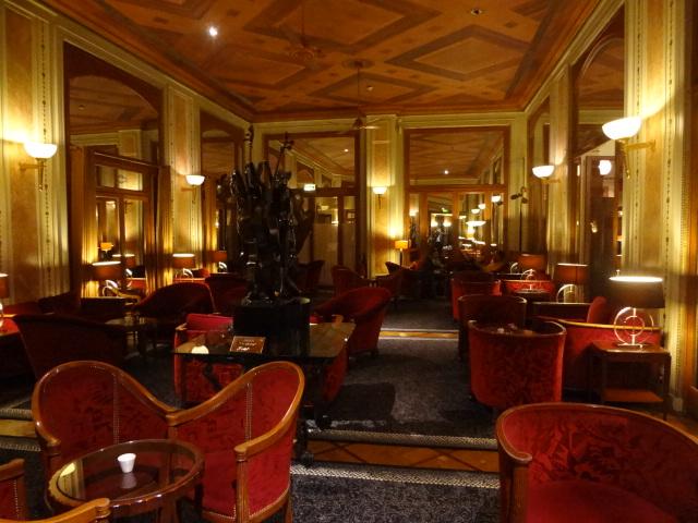 H tel lutetia paris 6e mon pipi chez les riches suite au lut tia paris - Le lutetia restaurant paris ...