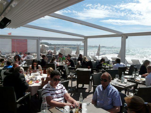 miramar plage cannes restaurant cannes miramar plage. Black Bedroom Furniture Sets. Home Design Ideas