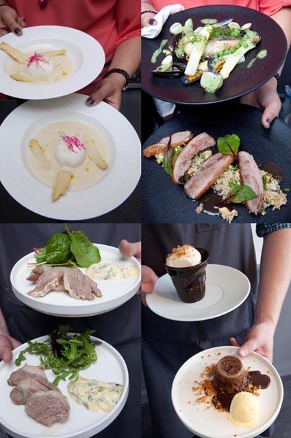 Une cuisine en ville restaurant bordeaux l v nement - Cuisine en ville bordeaux ...