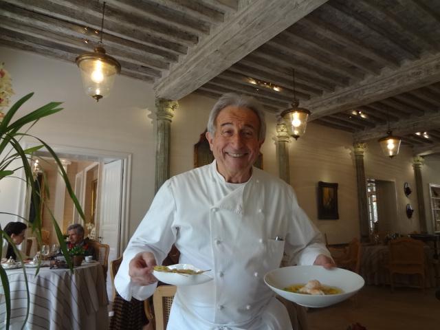 La grande cuisine minceur michel gu rard eug nie les bains coups de coeur - Michel guerard cuisine minceur ...