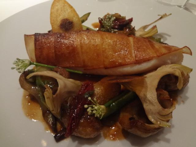 La cuisine au royal monceau restaurant paris 8e coups de coeur - Race de pomme de terre ...
