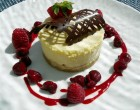 Cheese-cake aux griottes ©Alain Angenost