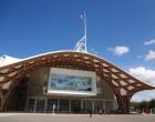 La Voile Blanche au Centre Pompidou-Metz - Metz