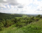 Le paysage près de Bras © GP