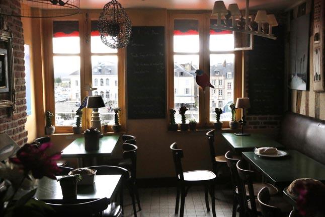 Bistro des artistes restaurant honfleur le bistrot d 39 anne marie le blog de gilles pudlowski - Le bistrot du port honfleur ...