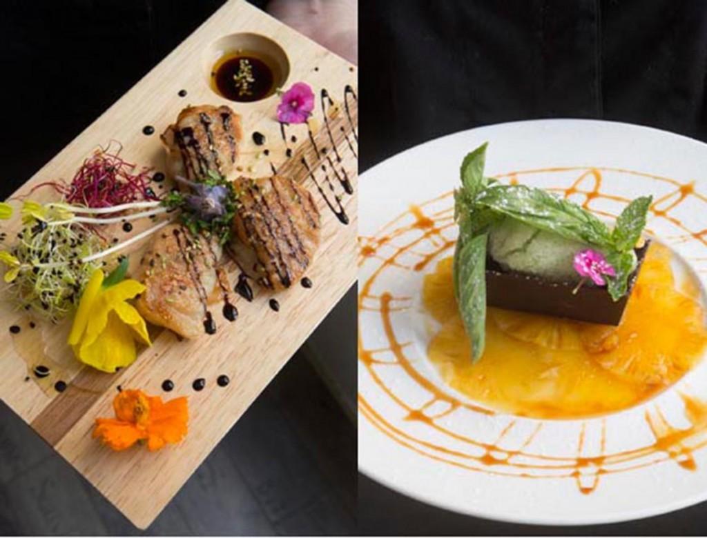 La promesse restaurant toulon la cuisine de val rie for La cuisine de valerie