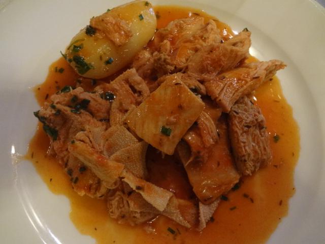 Chez marcel restaurant paris 6e chez marcel paris 6e bistrot bonne mine restaurants - Tripes a la lyonnaise ...