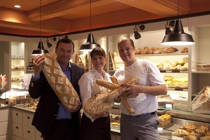 Strasbourg: le pain selon Westermann