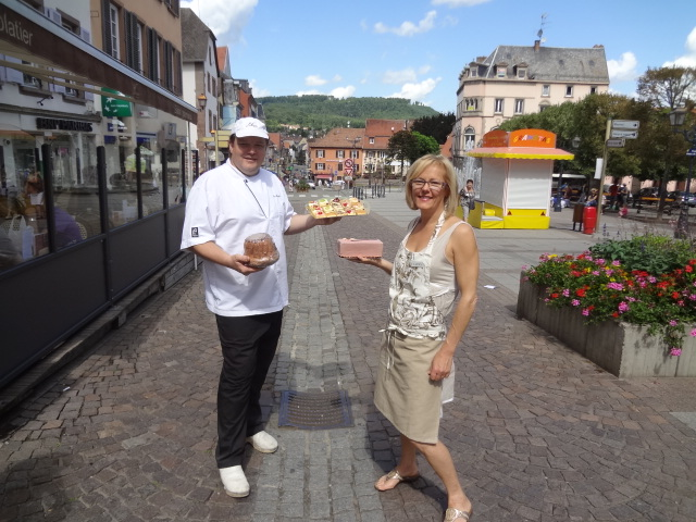 Eric et Cathy Haushalter © GP