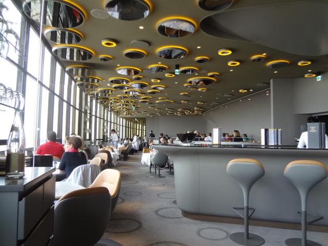 Le Ciel de Paris, restaurant Paris 15e - Retour au Ciel de ...