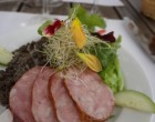 Salade de lentilles au saucisson vaudois GP