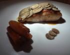 Brochet aux truffes de Bourgogne et salsifis © GP