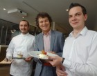Fabrizio, Guy et le serveur GP