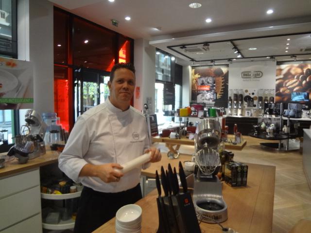 Cook coffee l 39 espace d mo paris 8e cuisiner comme - Cuisiner avec un rice cooker ...