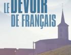Le Devoir de Français: mon devoir de rentrée