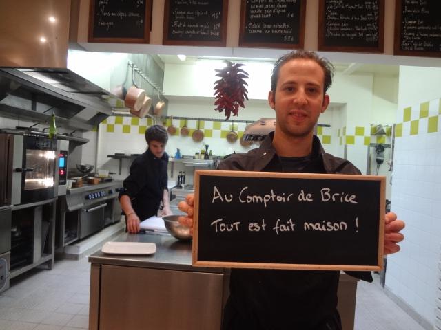 Olivier weil au comptoir de brice le blog de gilles - Au comptoir des vaisselles ...