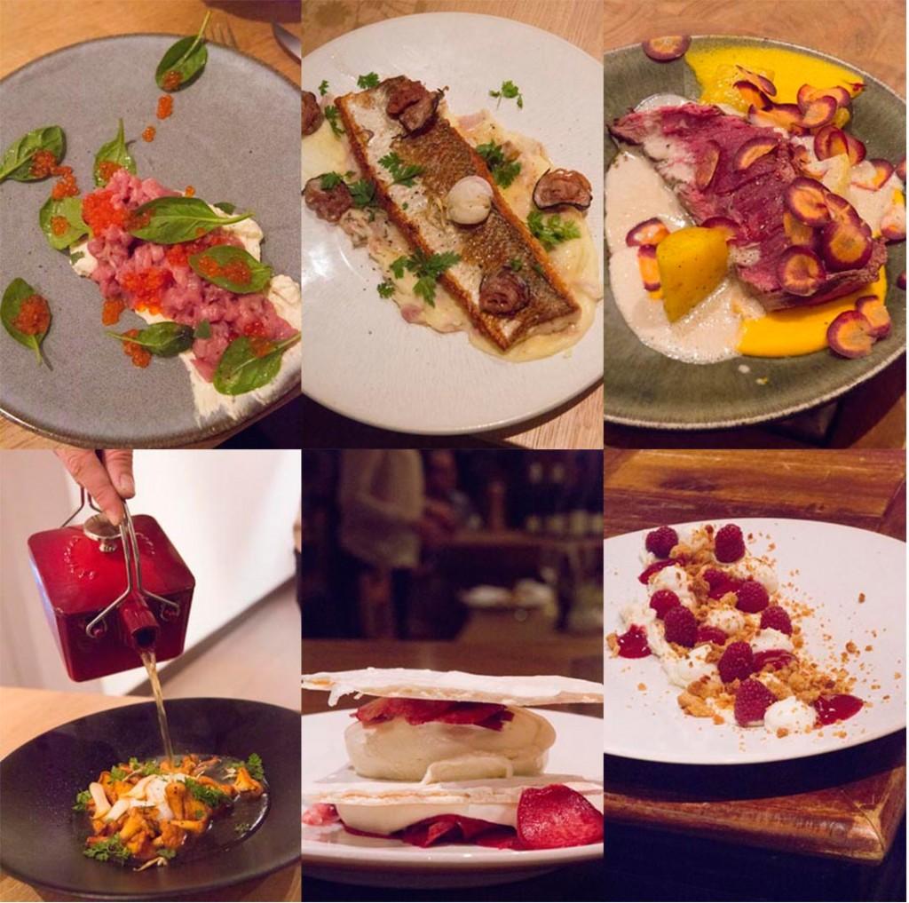 Le pal gri restaurant lyon le march selon guillaume le blog de gilles pudlowski les - Consomme de boeuf maison ...