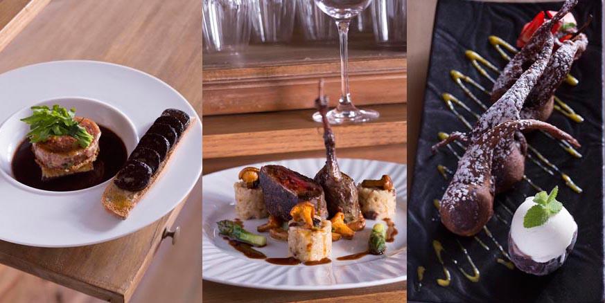 En Cuisine Restaurant Brive La Gaillarde Le Bistrot Chic De