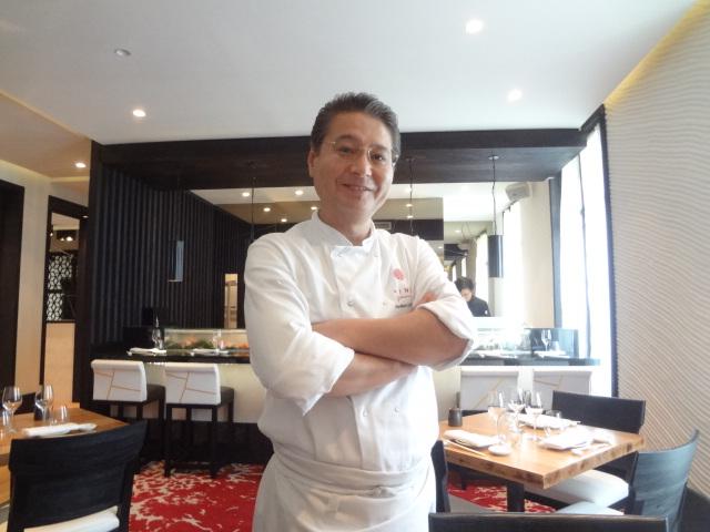 Kinugawa restaurant japonais paris 1er le nouveau for Restaurant japonais chef cuisine devant vous