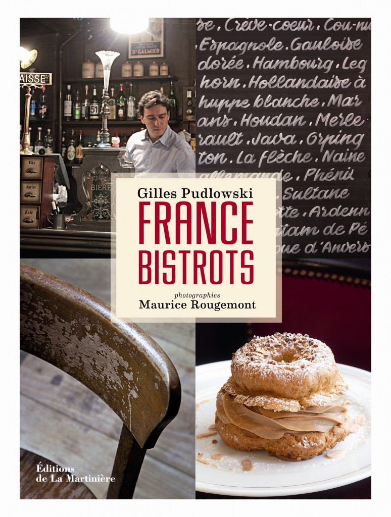 Couverture de France Bistrots