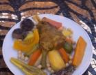 Couscous au safran ©Maurice Rougemont