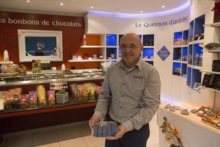 la marquise chocolatier angers confiseur
