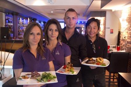 Sipra comptoir saveurs restaurant thionville for Mr piscine thionville