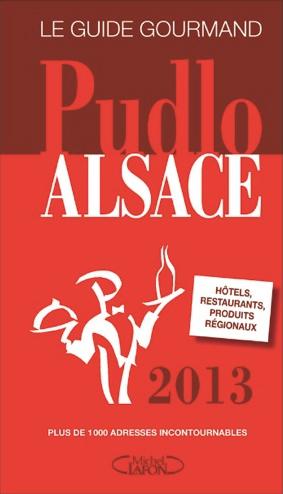 Pudlo Alsace 2013