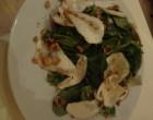 Salade mâche aux cèpes ©GP