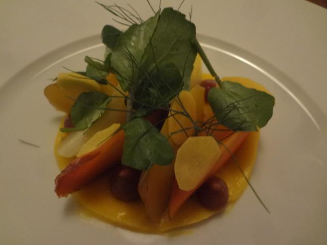 Tajine de légumes © GP