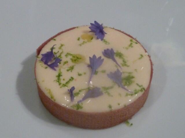 Tartelettes aux agrumes © DC