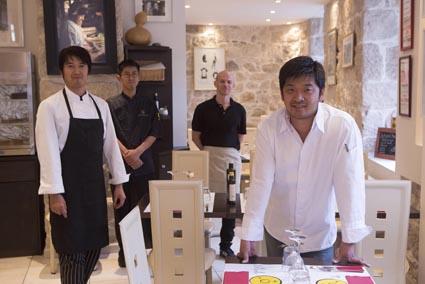 L 39 ecole de nice restaurant nice la cuisine ni oise for Restaurant cuisine nicoise nice