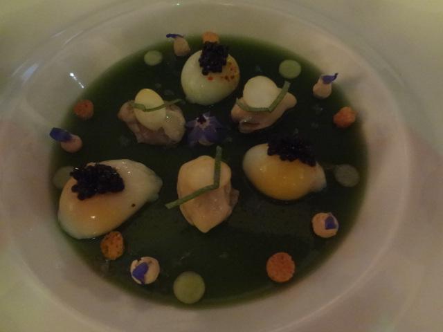 Huîtres en gelée ©GP