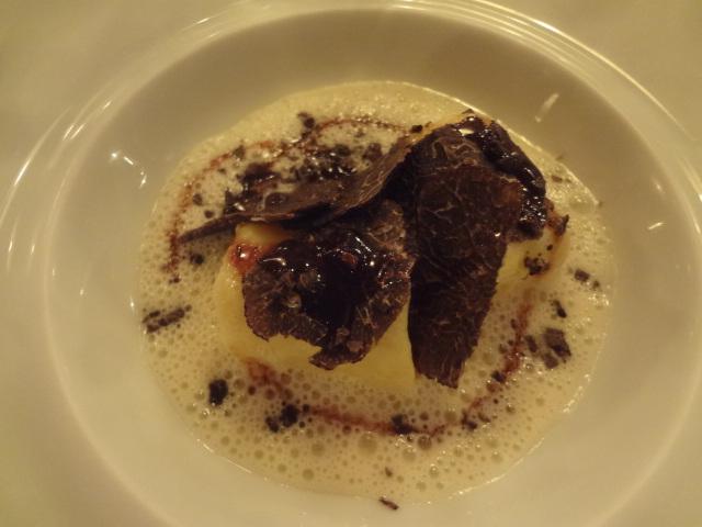 Gnocchi et truffes ©GP