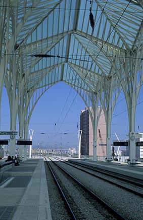 Quai de gare ©Maurice Rougemont