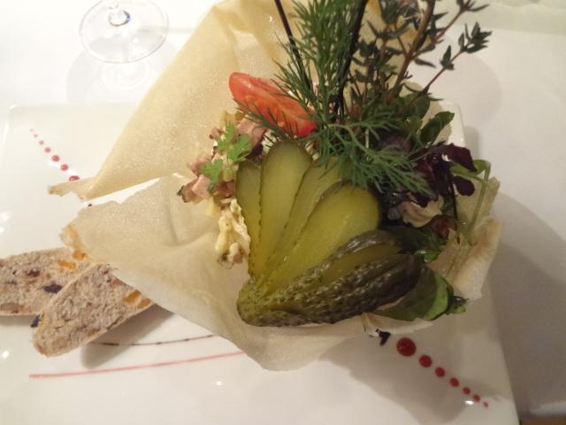 Salade strasbourgeoise ©GP