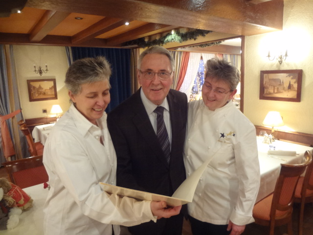 Viviane, Emile et Anne © GP