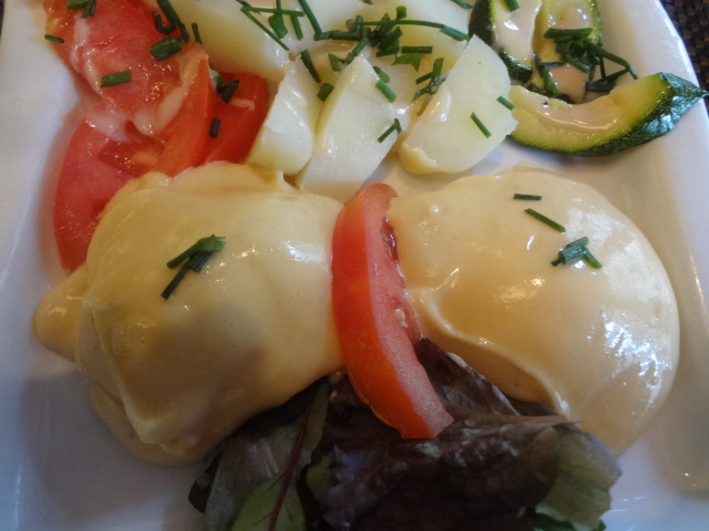 Oeuf mayonnaise ©GP