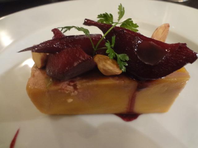 Mendiant de foie gras ©GP