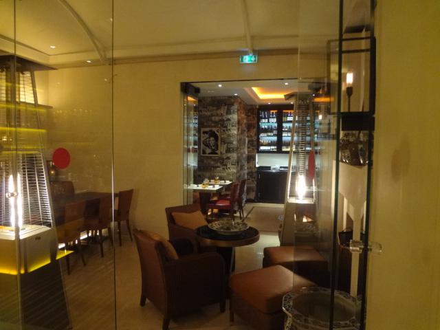 Le salon bar ©GP
