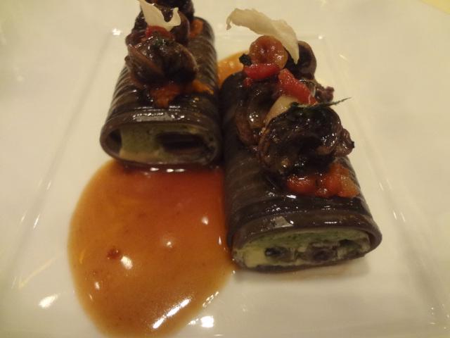 Cannelloni d'escargots ©GP