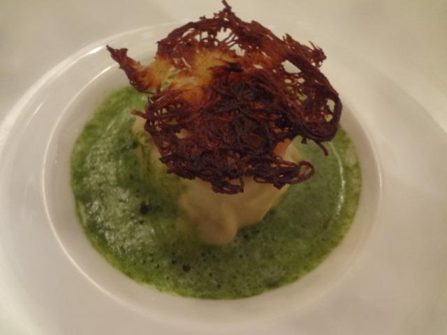 Ravioles d'escargots © GP