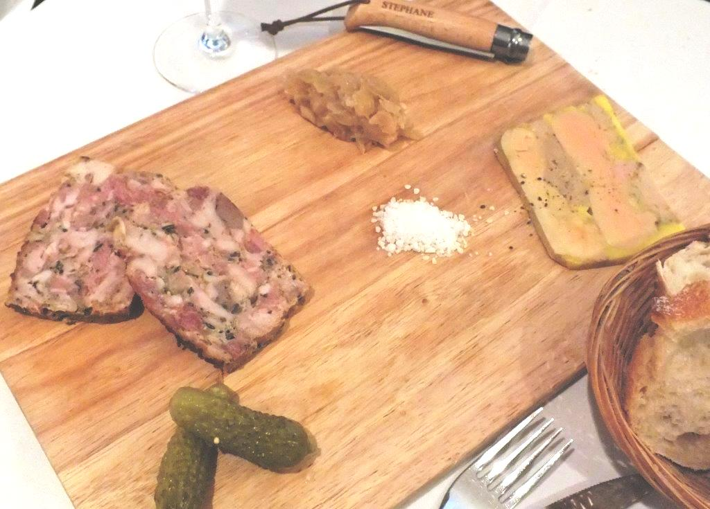 Foie gras et et terrine ©Alain Angenost