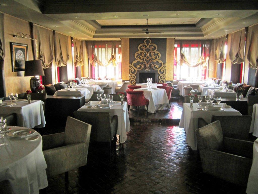 Le restaurant ©Alain Angenost
