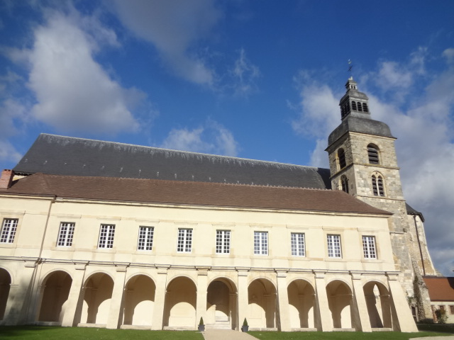 L'abbaye d'Hautvillers © GP