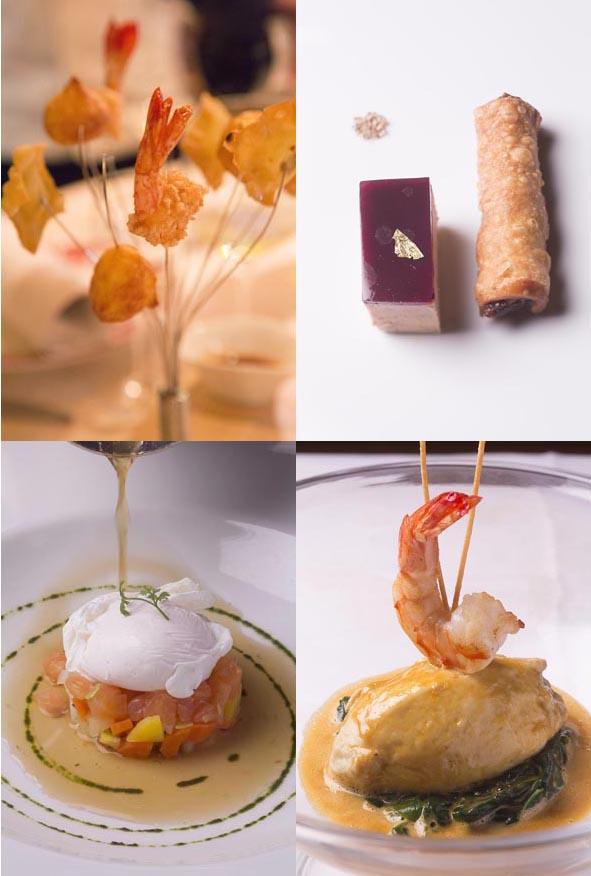 Desserts ©Maurice Rougemont