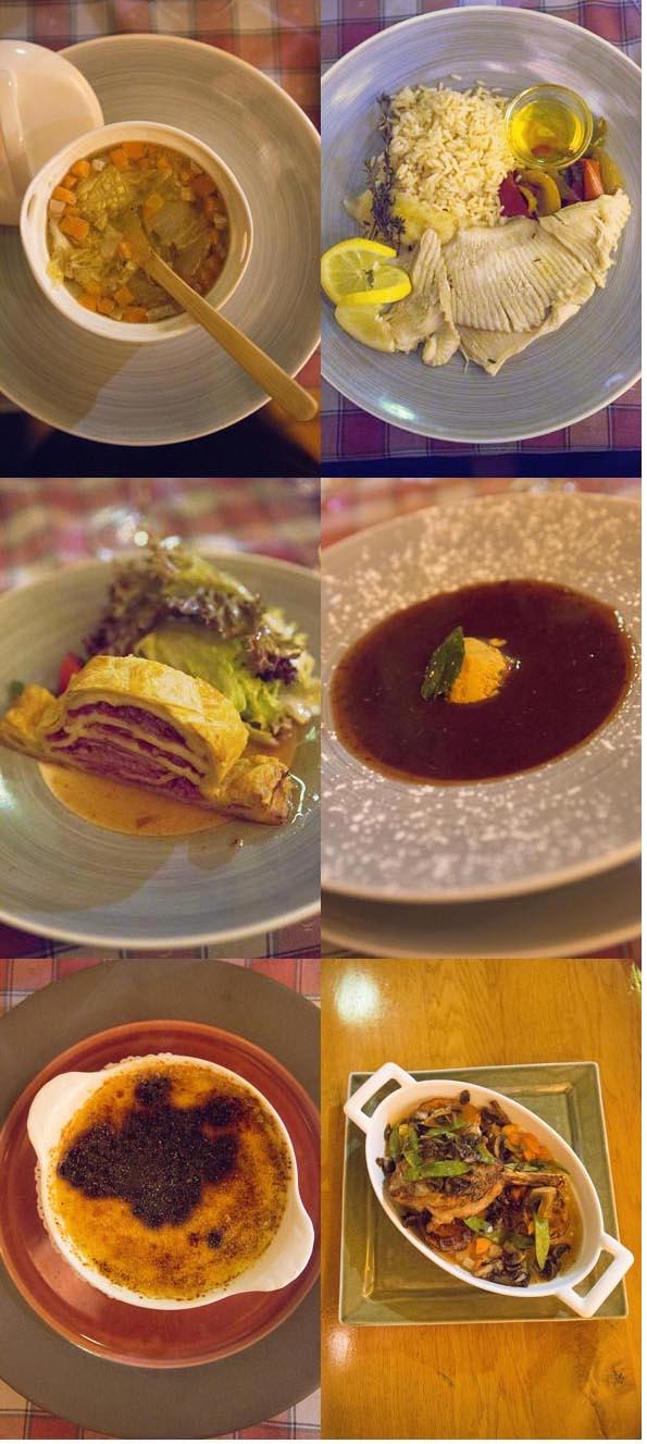 Restaurant Le Coq  Ef Bf Bd L Ane Gerardmer Menu